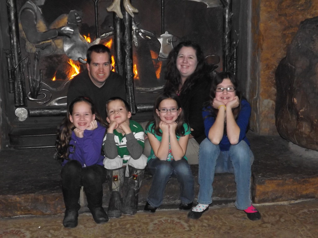 Random pic of my family from last Christmas