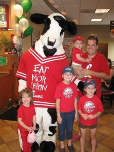 September 2009 Chick-fil-A, South Glenstone